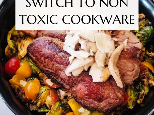 Why Non Toxic Cookware Is Important