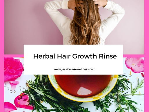 HERBAL HAIR GROWTH RINSE