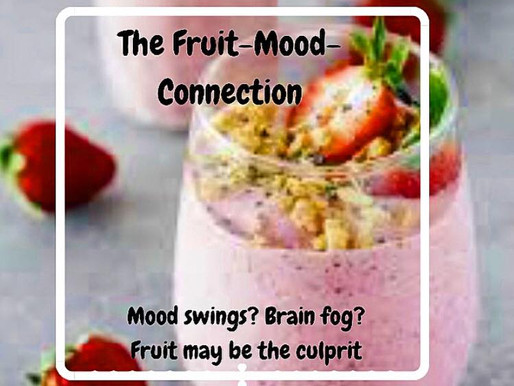 HOW FRUIT COULD BE AFFECTING YOUR MOOD