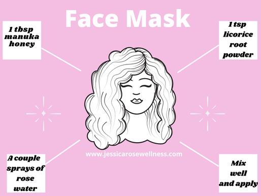 Skin Brightening Face Mask