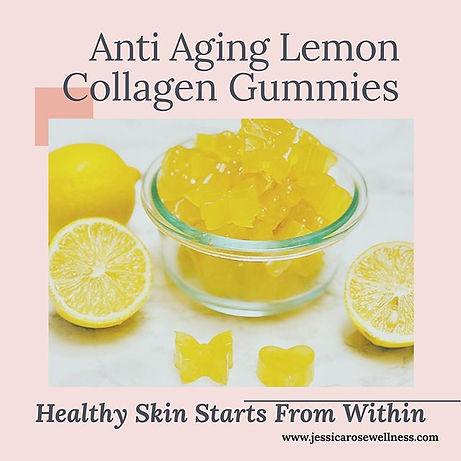 Collagen Gummies Jessica Rose Wellness