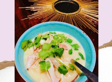 How To Make Tom Kha Soup