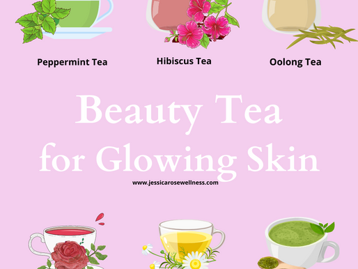 Beauty Teas For Glowing Skin