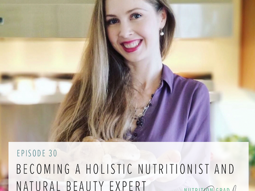 Nutrition Grad Guide Podcast