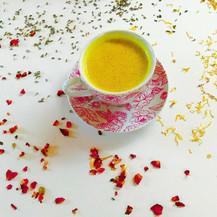 Golden Milk Stress Relief Tonic