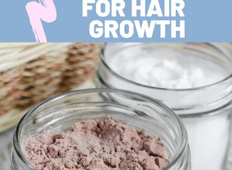 DIY Dry Shampoo For Hair Growth
