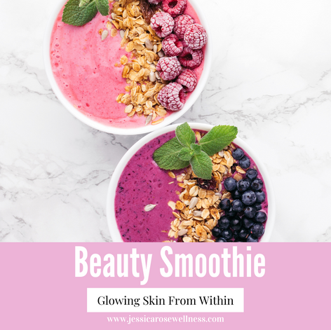 Beauty Smoothie Bowl