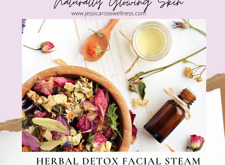 How To Make An Herbal Face Steam