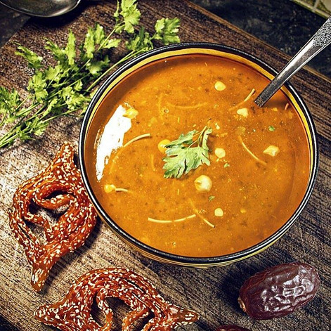 Mood Boosting Soup