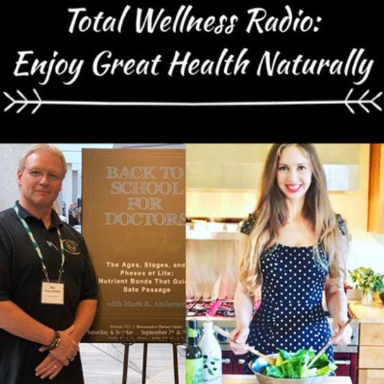 Total Wellness Radio Jessica Rose Wellne