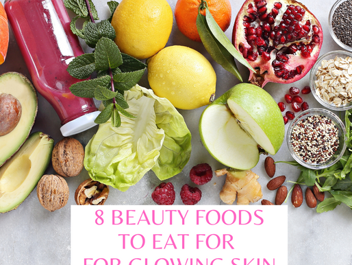 8 Beauty Foods to Eat for Glowing Skin