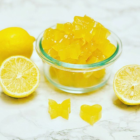Lemon Collagen Gummies