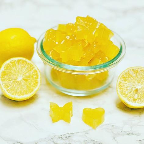 Lemon Collagen Gummies