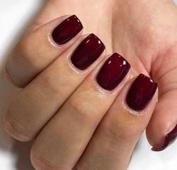 Autumnal nails