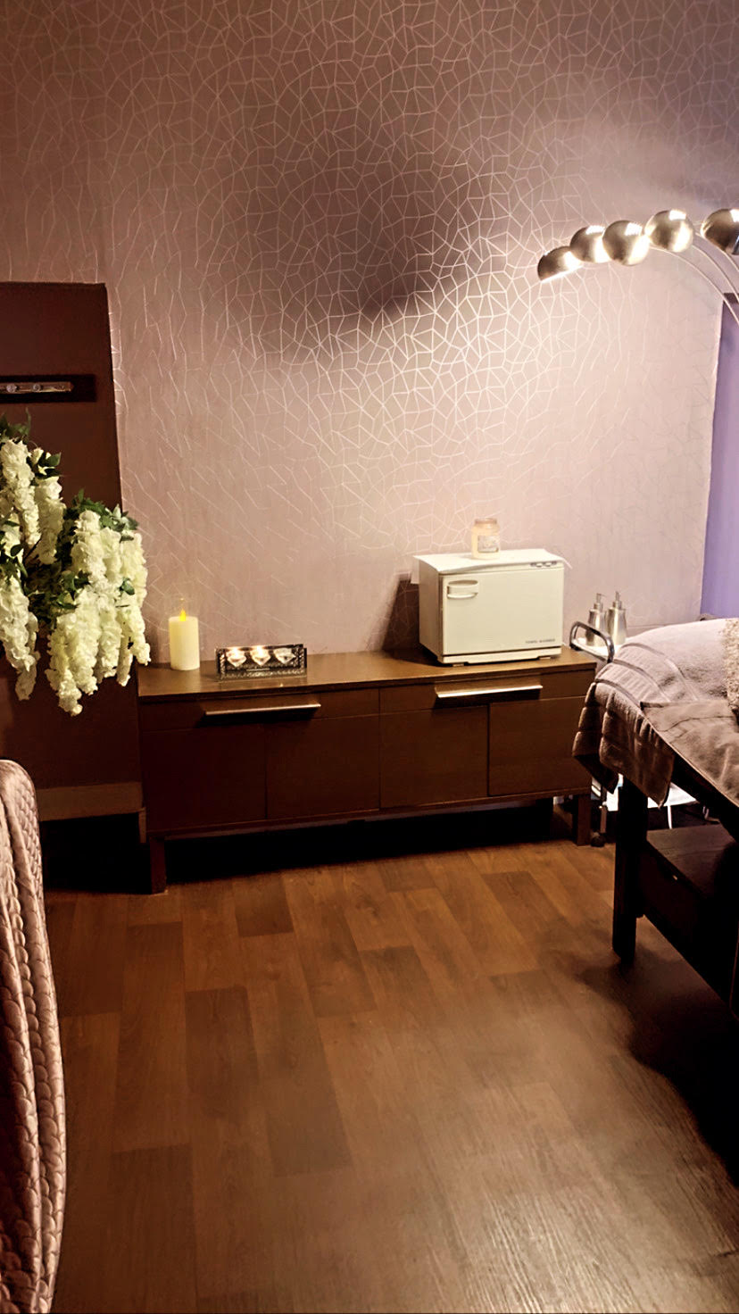 Treatment Room at Radiance