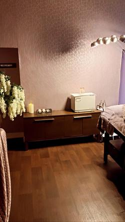 Treatment Room at Radiance