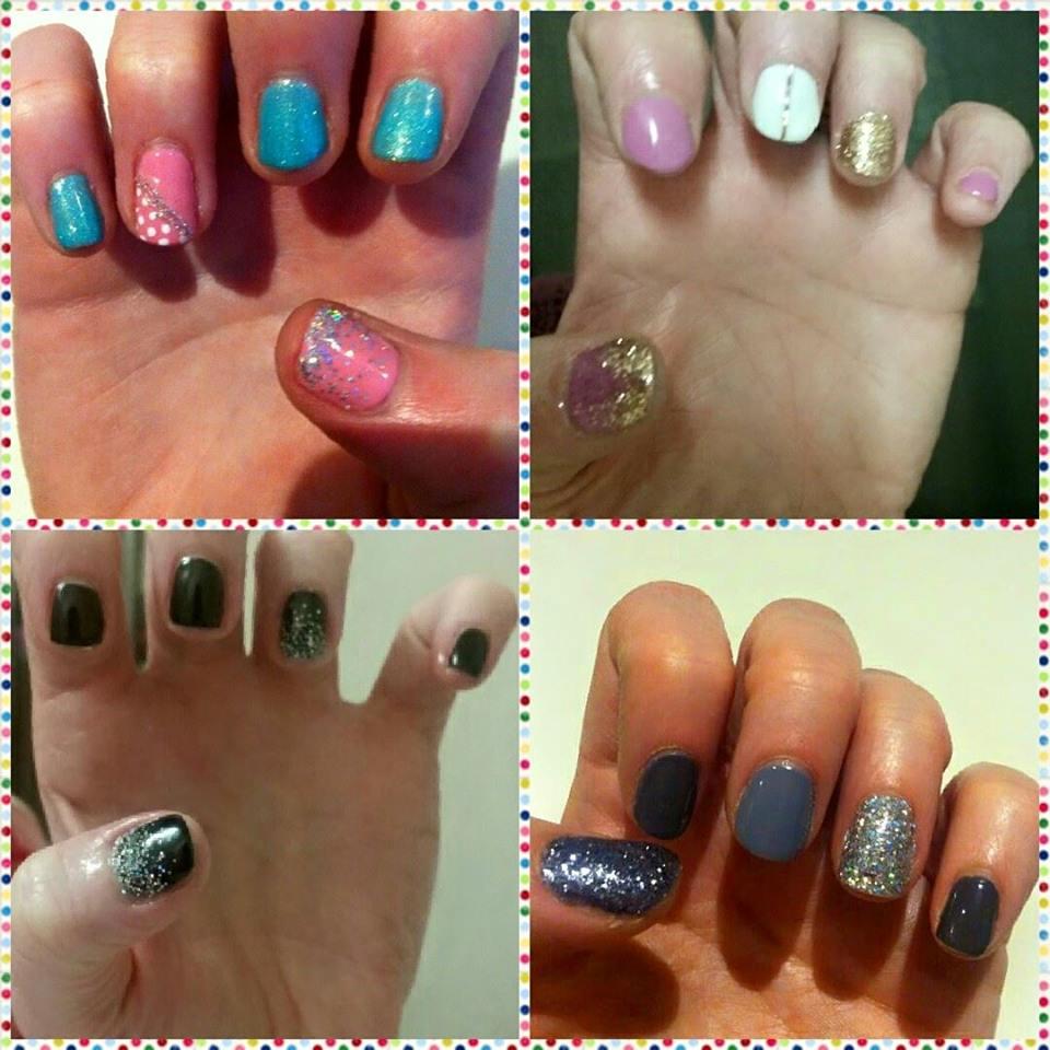 Gelish & Shellac Nails