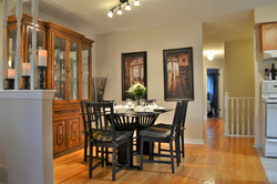 Dining New Beginnings Home Staging