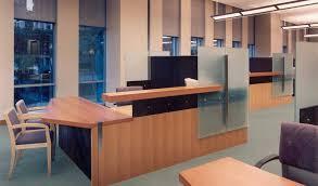 Workstations designed @ KPF with Barbara Lewandowska
