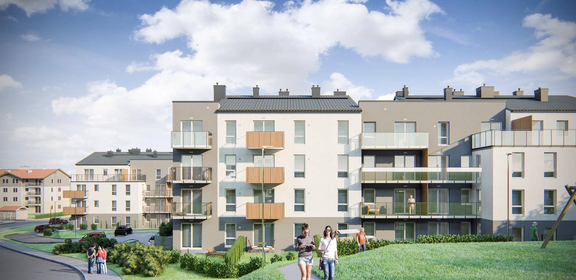 Nowe mieszkania Gdańsk kowale