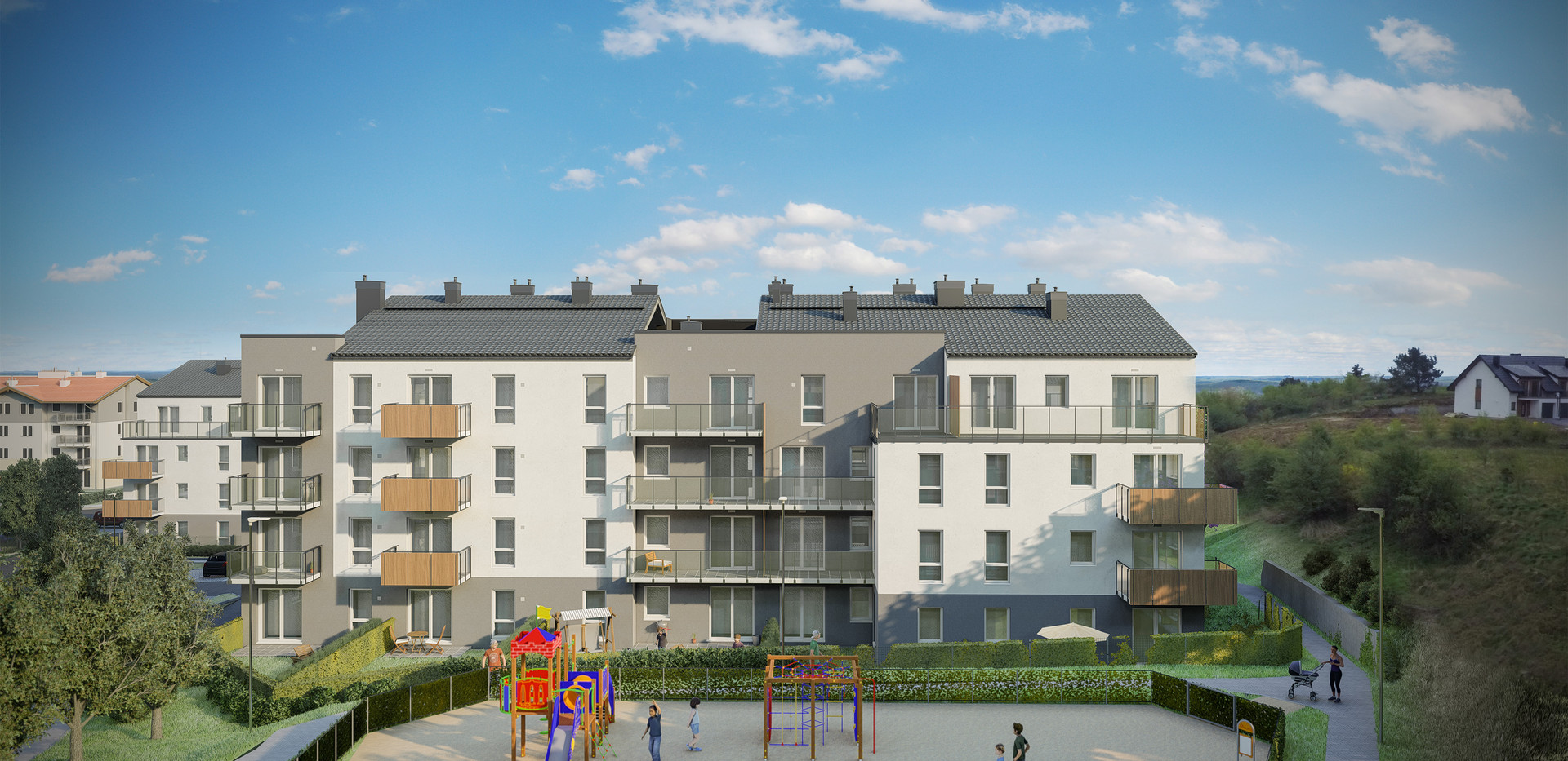 Nowe mieszkania Gdańsk Borkowo
