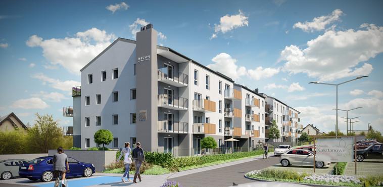 Nowe mieszkania Gdańsk necon