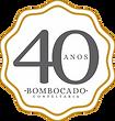 Selo_40 anos_Bombocado.png