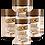 Thumbnail: KIT 4 PASTAS DE AMENDOIM CHOCOLATE BRANCO 1,010K