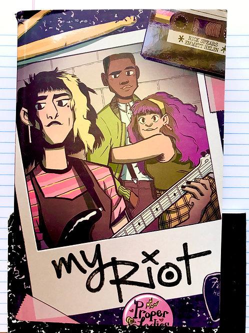 My Riot: Artist Signature Edition