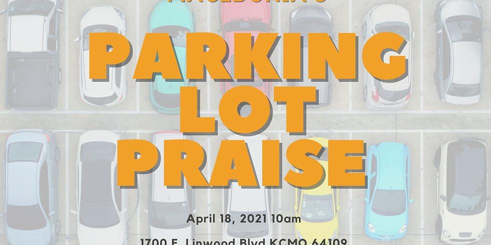 April 18th Parking Lot Service