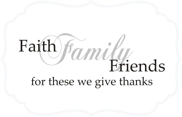 September is Family & Friends Month | Macedonia Baptist ...