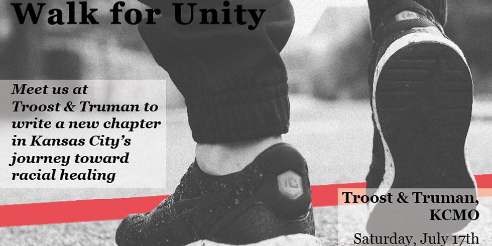 UniteKC: Walk for Unity