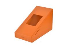 orange kapsling