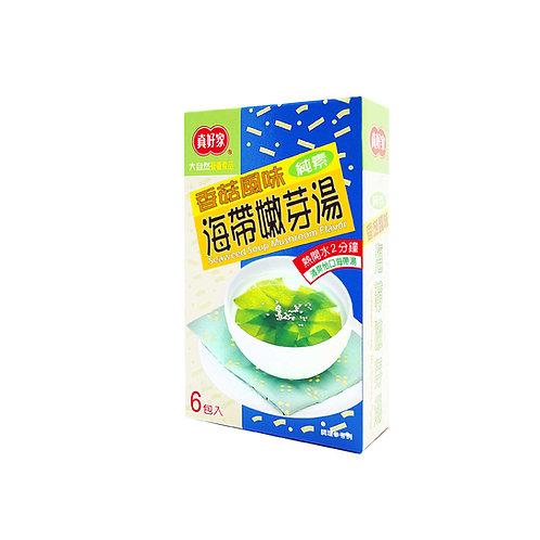 香菇海帶芽湯