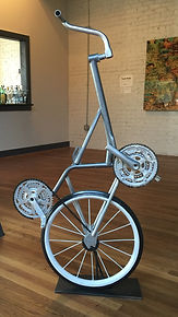 "ARTBIEK ""UNICYCLE"""