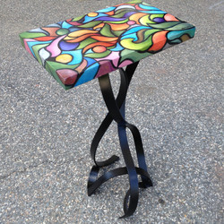 Miami Collection_Accent Table