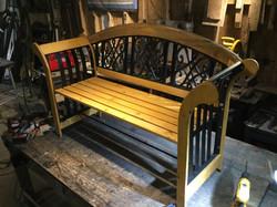 Custom Bench Refurbish