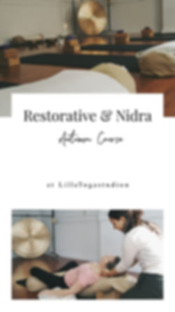 restorative yoga lillayogastudion organicpauyoga