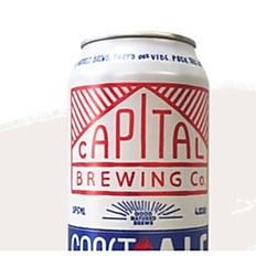 Capital Brewing Coast Ale