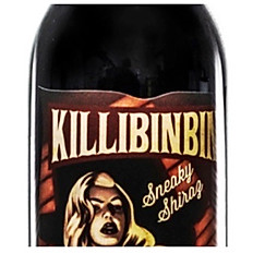 Killibinbin 'Sneaky' Shiraz - Bottle