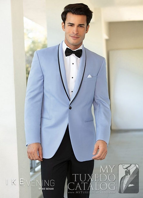 c1024 - Powder Blue Valencia Tuxedo