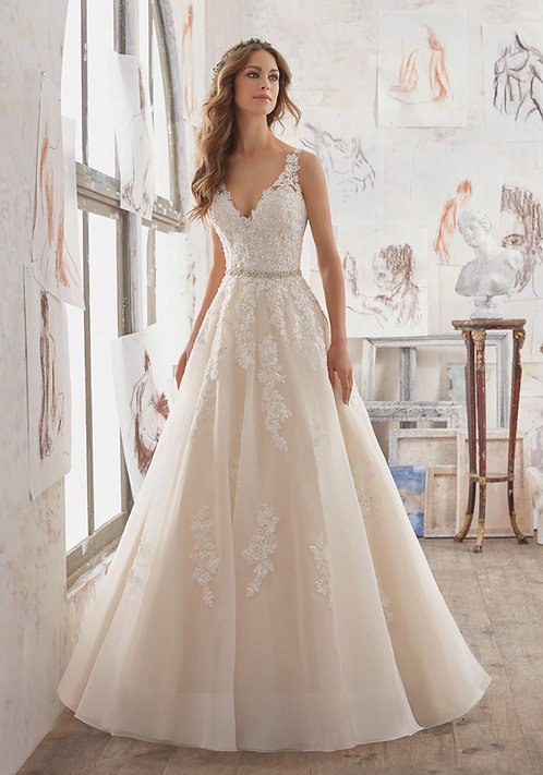 Morilee Style #5510 Martina