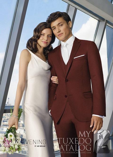 C1060 - Burgundy Colton Suit