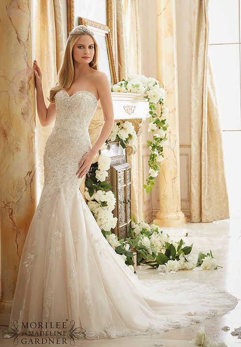 Morilee Style #2886