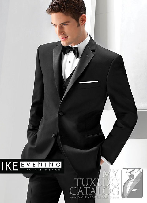 C1000 - Black Parker Tuxedo