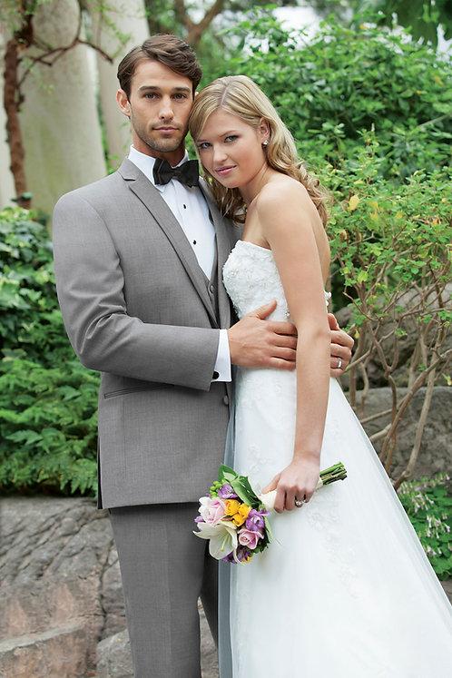 362 - Heather Aspen Grey Tuxedo