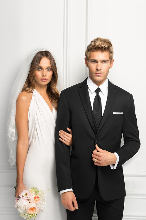 471 - Michael Kors Ultra SlimSerling Wedding Suit