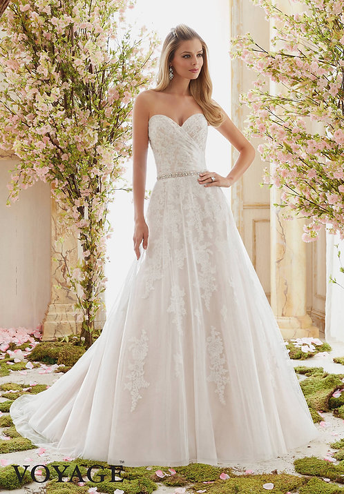 Morilee Style #6834