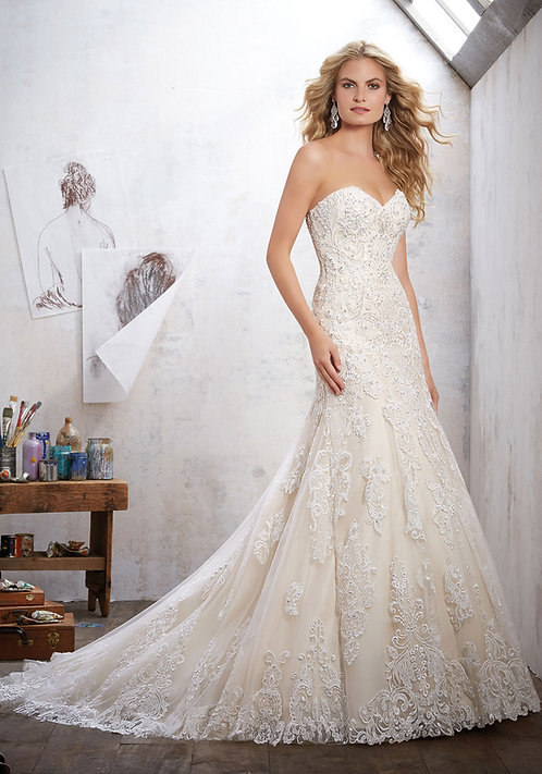 Morilee Style #8102 Mackinley