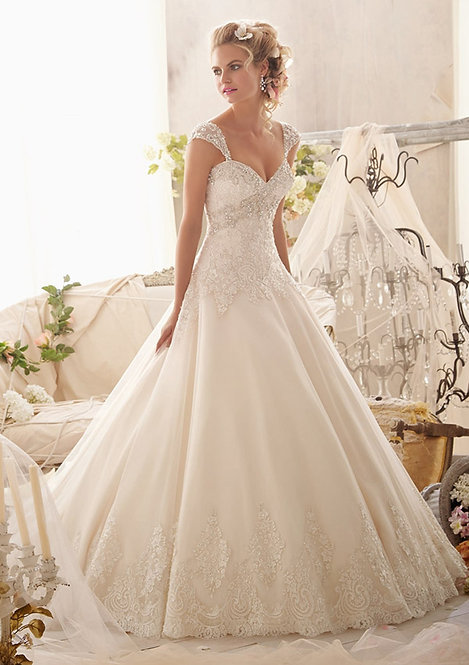 Morilee Style #2609